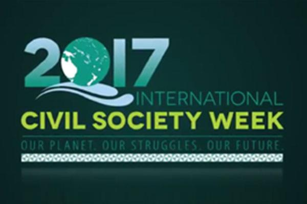 Mary Robinson invites you to ICSW 2017