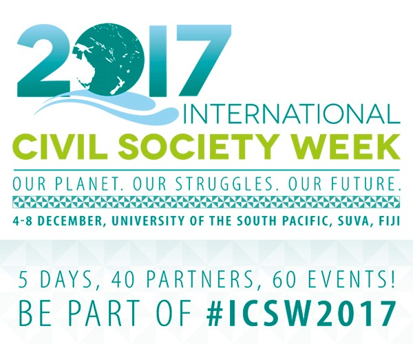 Be Part of ICSW 2017