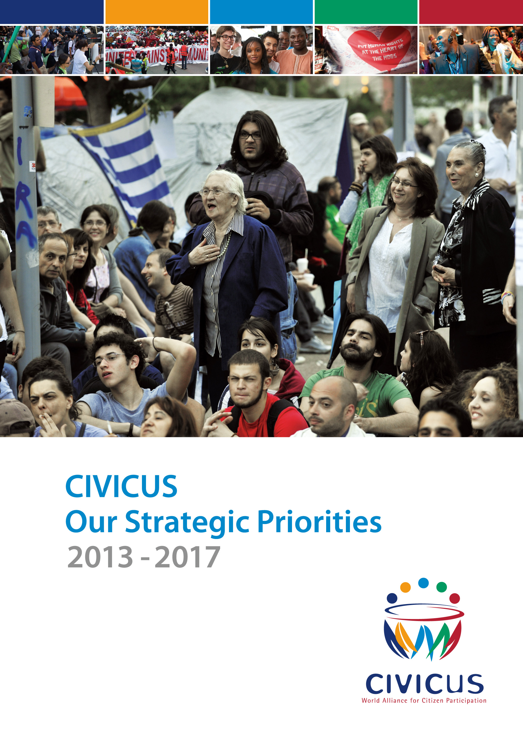 CIVICUS Strategic Priorities
