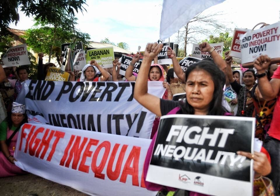 FightInequality Interview