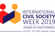 "World's civil society to gather in Balkans to strengthen the ""Power of Togetherness"""