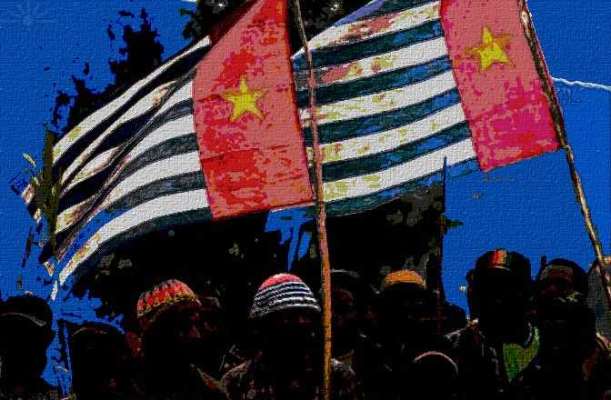 Arrests of hundreds at demonstrations on West Papua highlight relentless suppression of dissent