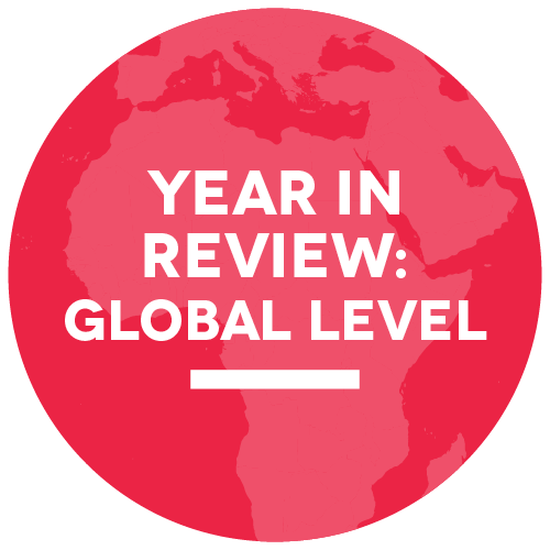 SOCS 2016 Year in Review - Working Globally