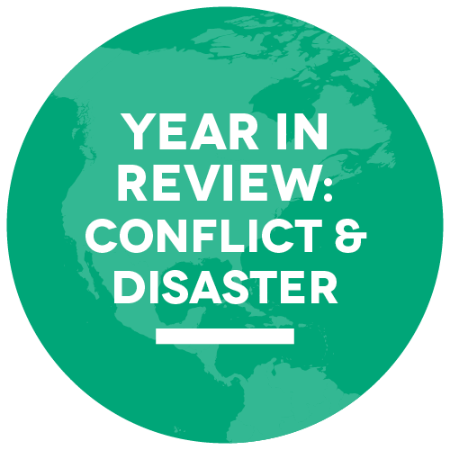 SOCS 2016 Year in Review - Conflict