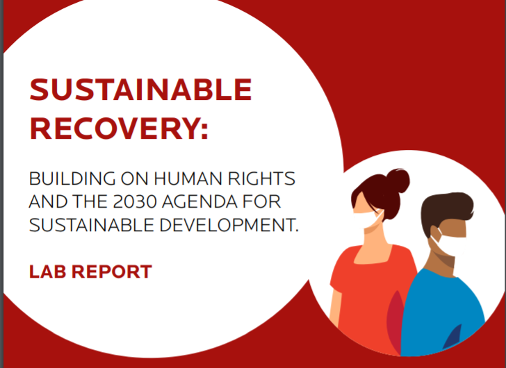 Sustainable Recovery Lab: Building on human rights and the 2030 Agenda for Sustainable Development
