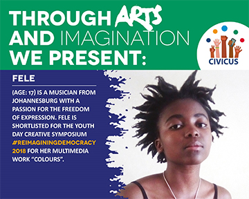 South African Youth Day Symposium Winner, Multimedia Category