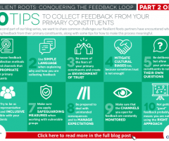 10 Tips to collect feedback from your primary constituents