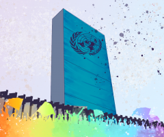 Why don't we get a say at the UN?