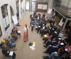 Global Citizenship Education as a Sustainable Development course: My first class