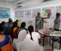 With mentoring and incentives, CSOs venture into raising key resources and support at home
