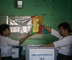 Myanmar elections show the regression of civic space over the last five years