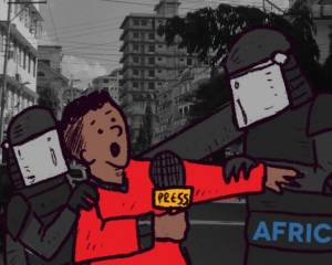 Africa: Civic rights were eroded across Africa in 2020