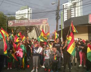 BOLIVIA: 'Civil society, like political society, is deeply divided'