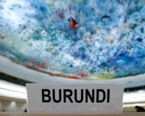 UN Human Rights Council should renew the mandate of the Commission of Inquiry on Burundi