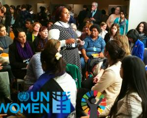 CIVICUS at the UN Commission on the Status of Women