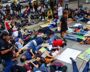 Stories from the youth climate movement in the Global South