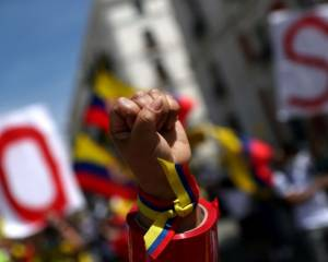 COLOMBIA: 'Young people experience a feeling of wanting to change everything'