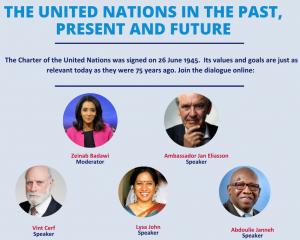 The UN Charter: Past, Present and Future
