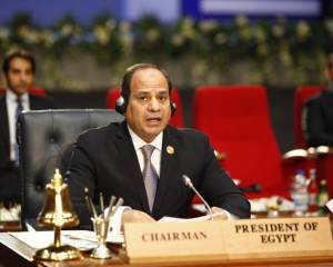 Egypt hosting the African Commission to cover human rights abuses?