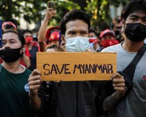 Myanmar: Release all activists and politicians detained and restore democracy