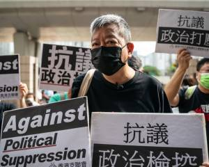Hong Kong: The international community must take a principled stand against repression