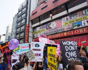 Attacks on women's day march in Malaysia inconsistent with the government's commitment to fundamental freedoms