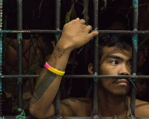 Philippines: Nearly 300,000 drug suspects have been jailed in 'war on drugs'