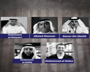 UAE: Appeal for UAE to release detained human rights activists ahead of Dubai Expo