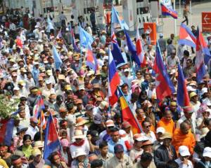 CSOs express concern over judicial harassment of former Cambodia National Rescue Party members