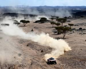 Dakar Rally community must #StandWithSaudiHeroes