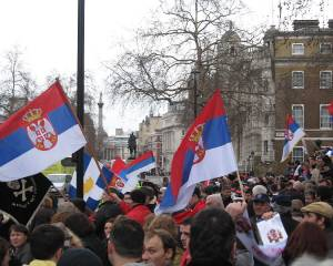 Serbia: CIVICUS calls on Serbian authorities to stop attacks against peaceful protesters
