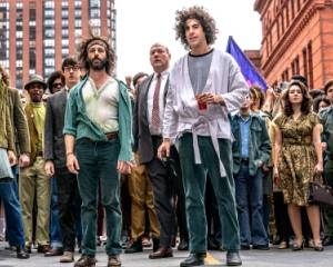 What Oscar-nominated film 'The Trial of the Chicago 7' tells us about protest rights