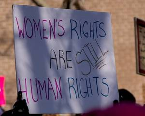 We are tired, so we must take turns to rest: Women's advocacy during crisis