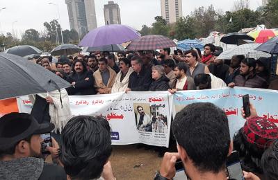 Pakistan: Release activists from Pashtun movement