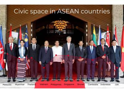 Human rights at risk for ASEAN citizens