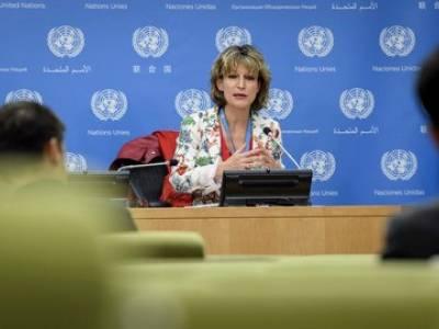 UN SPECIAL RAPPORTEUR: 'Counter-terrorism is devouring international law'
