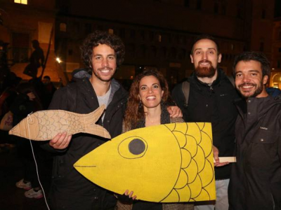 ITALY: 'The Sardines movement is all about building self-confidence in the progressive side of politics'