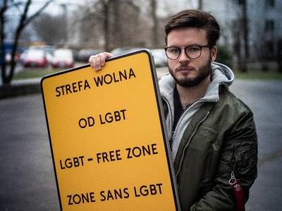POLAND: 'People are more understanding and supportive of LGBTQI+ issues than politicians'