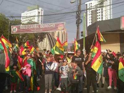 BOLIVIA: 'La sociedad civil, al igual que la sociedad política, está profundamente dividida'