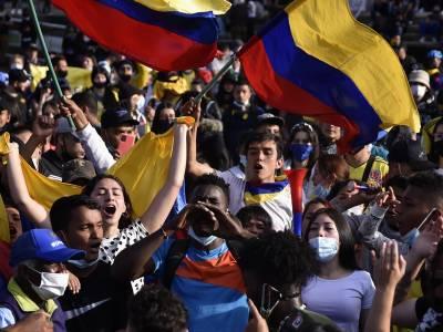 """COLOMBIA: """"Quienes se manifiestan ponen en riesgo su integridad y su vida"""""""