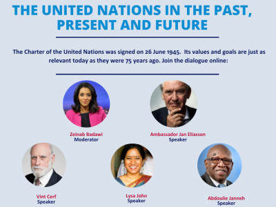The UN Charter: Past, Present and Future