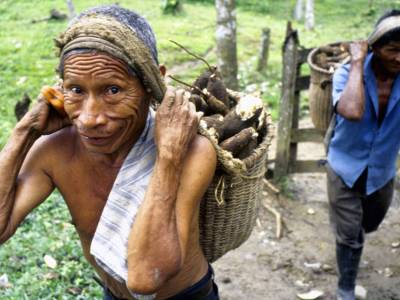 Rural Colombia, Iván Duque and the peace agreements