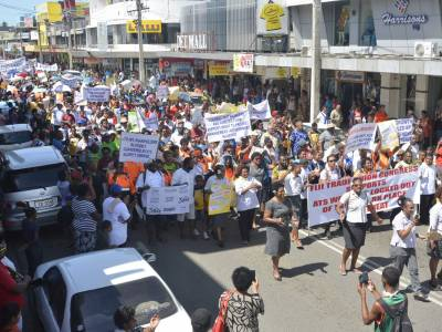 Civil Society calls on Fiji to address civic space concerns