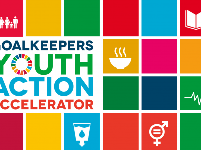 Apply: Goalkeepers Youth Action Accelerator