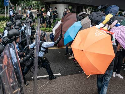 Hong Kong: De-escalate violence and respect freedom of peaceful assembly