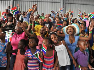 South Africa celebrates Human Rights Day but major challenges remain