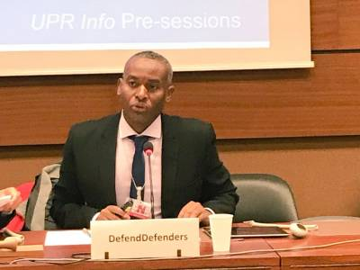 Djibouti: Reprisals against human rights defender Kadar Abdi Ibrahim for his advocacy at the UN Human Rights Council