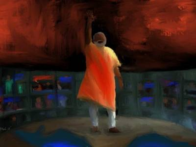 Narendra Modi Has Five Years to Change His Track Record on Democratic Values