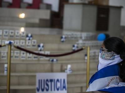 Resolución sobre Nicaragua adoptada en el Consejo de Derechos Humanos