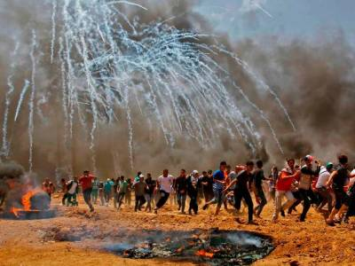 Gaza: We condemn the killing of Palestinian protesters